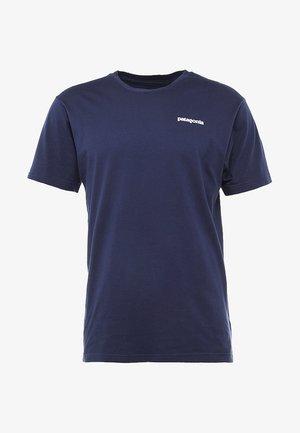 LOGO ORGANIC - T-Shirt print - classic navy