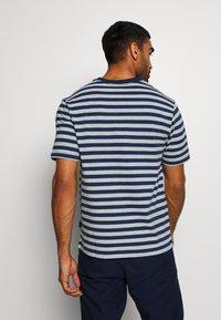 Patagonia - POCKET TEE - T-Shirt print - stone blue - 2
