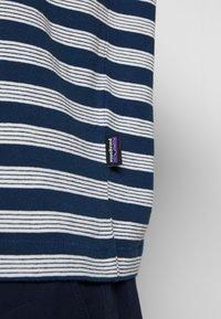 Patagonia - POCKET TEE - T-Shirt print - stone blue - 5