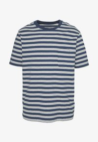 Patagonia - POCKET TEE - T-Shirt print - stone blue - 4