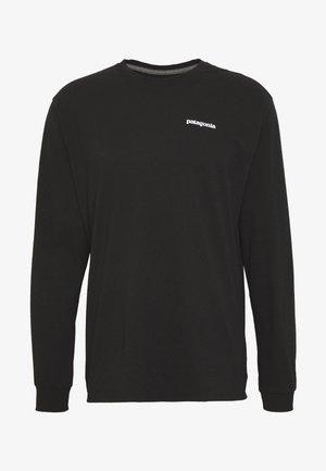 OGO RESPONSIBILI TEE - Långärmad tröja - black
