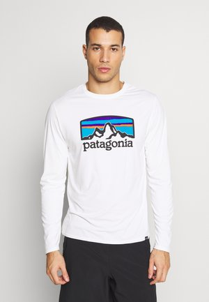COOL DAILY GRAPHIC - Longsleeve - white