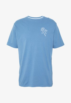 HOW TO HELP - T-shirt imprimé - pigeon blue