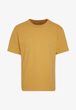 ROAD TO REGENERATIVE LIGHTWEIGHT TEE - Print T-shirt - surfboard yellow