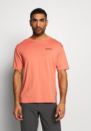 LOGO - T-Shirt print - mellow melon