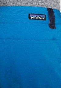 Patagonia - VENGA ROCK PANTS - Tygbyxor - balkan blue - 5