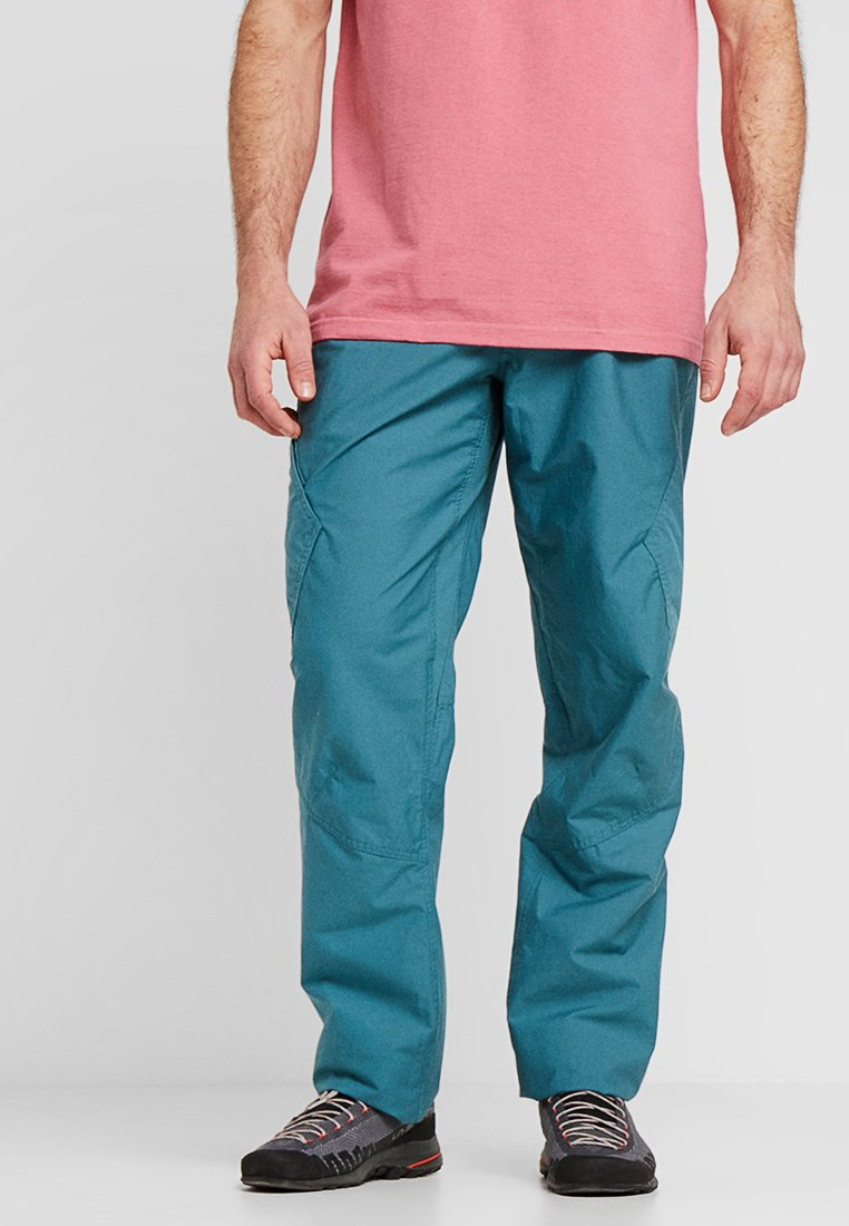 Patagonia - VENGA ROCK PANTS - Trousers - tasmanian teal