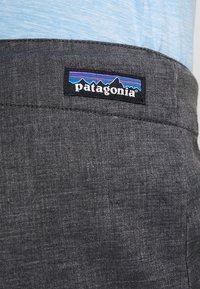Patagonia - HAMPI ROCK PANTS - Trousers - forge grey - 6