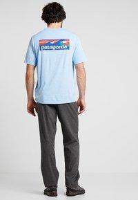 Patagonia - HAMPI ROCK PANTS - Trousers - forge grey - 2