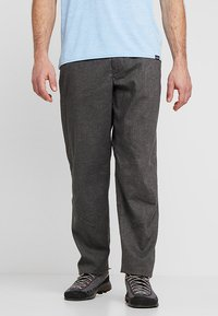 Patagonia - HAMPI ROCK PANTS - Trousers - forge grey - 0