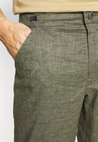 Patagonia - HAMPI ROCK PANTS - Trousers - industrial green - 4