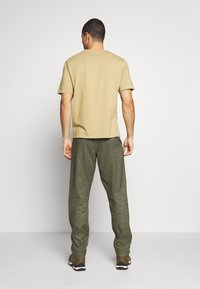 Patagonia - HAMPI ROCK PANTS - Trousers - industrial green - 2