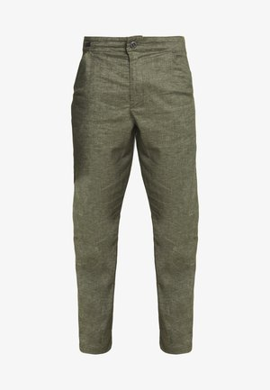 HAMPI ROCK PANTS - Stoffhose - industrial green