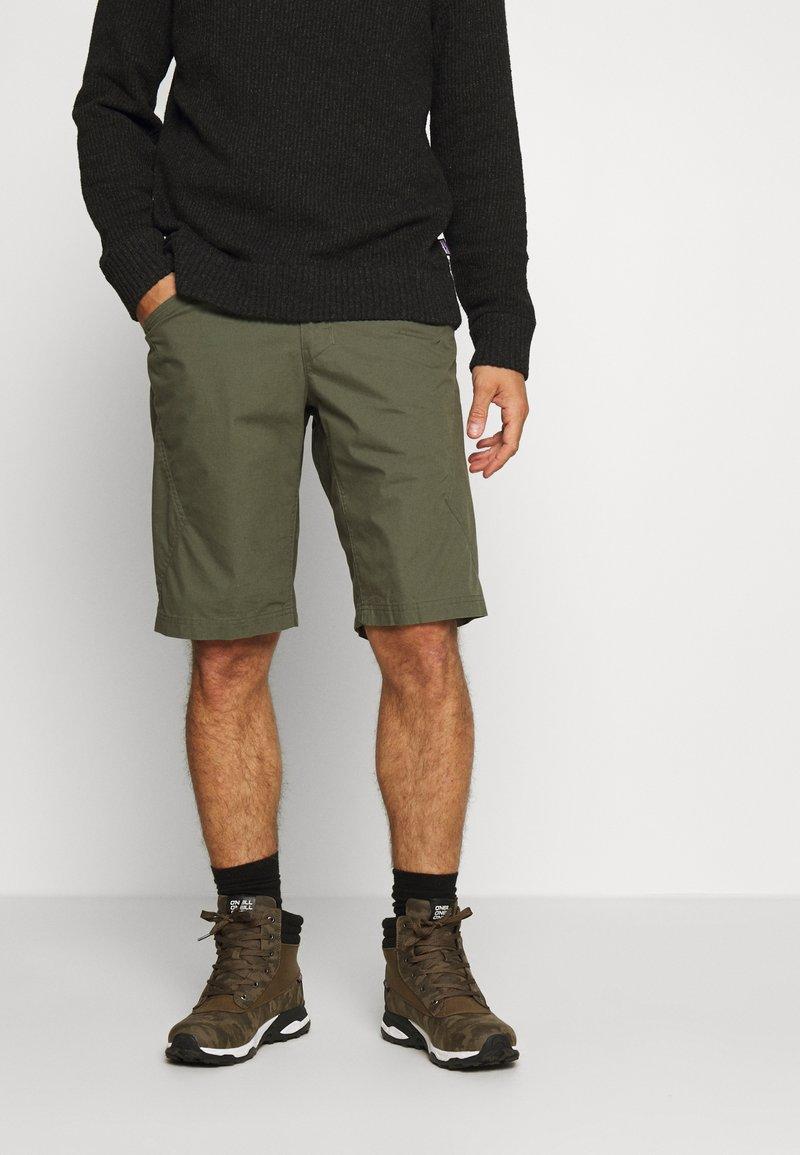 Patagonia - VENGA ROCK SHORTS - Sports shorts - industrial green