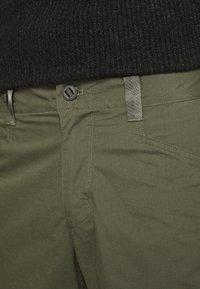 Patagonia - VENGA ROCK SHORTS - Sports shorts - industrial green - 3