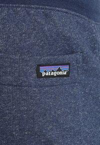 Patagonia - MAHNYA PANTS - Träningsbyxor - navy blue - 7