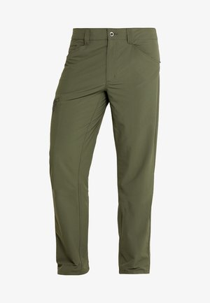QUANDARY PANTS - Kalhoty - industrial green