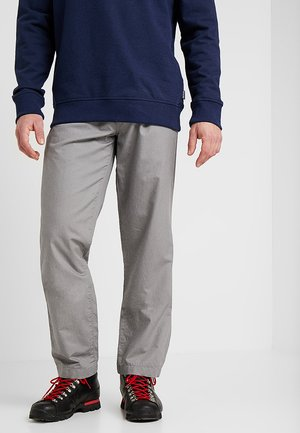 ALL WEAR PANTS - Trousers - feather grey
