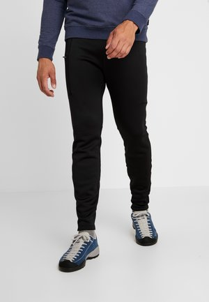 CROSSTREK BOTTOMS - Pantaloni outdoor - black