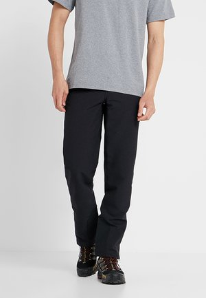 CRESTVIEW PANTS REGULAR - Broek - black