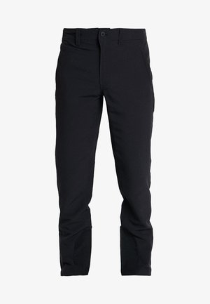 CRESTVIEW PANTS REGULAR - Pantaloni - black