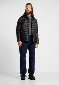 Patagonia - ORGANIC PANTS - Spodnie materiałowe - neo navy - 1