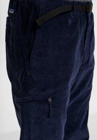 Patagonia - ORGANIC PANTS - Spodnie materiałowe - neo navy - 5