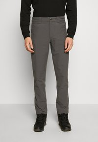 Patagonia - QUANDARY PANTS - Trousers - forge grey - 0