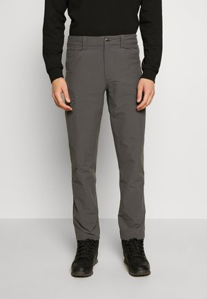 QUANDARY PANTS - Trousers - forge grey