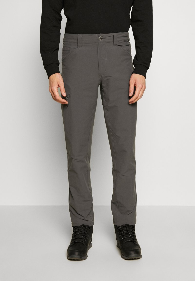 Patagonia - QUANDARY PANTS - Trousers - forge grey