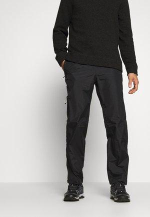 TORRENTSHELL PANTS - Outdoor-Hose - black
