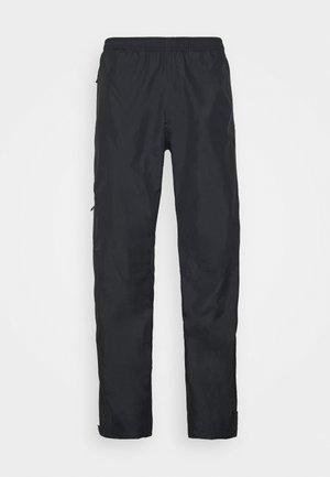 TORRENTSHELL PANTS - Friluftsbukser - black