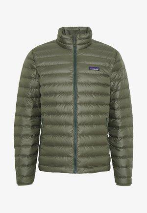 Gewatteerde jas - industrial green