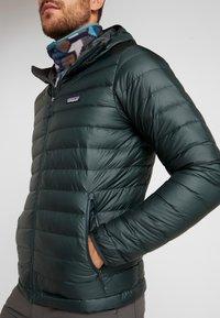 Patagonia - HOODY - Down jacket - carbon - 2