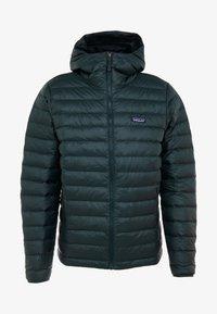 Patagonia - HOODY - Down jacket - carbon - 4