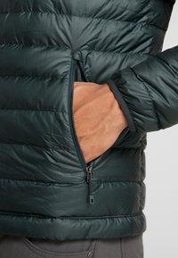 Patagonia - HOODY - Down jacket - carbon - 5