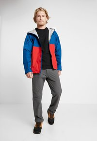 Patagonia - TORRENT - Outdoorjas - big sur blue/fire red - 1
