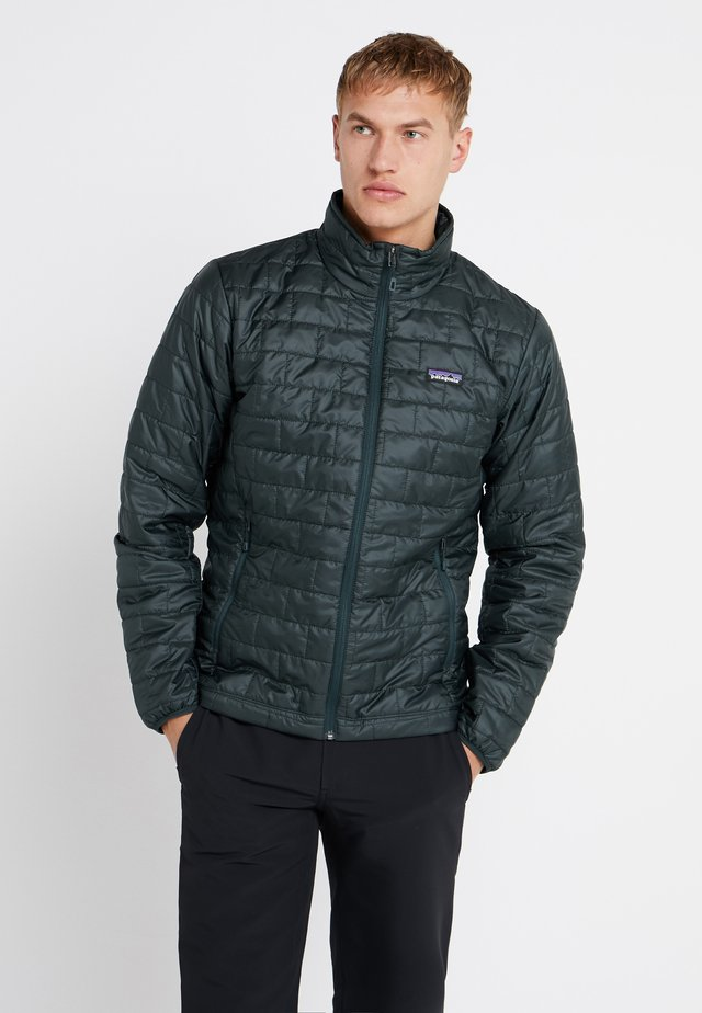 NANO PUFF - Waterproof jacket - carbon