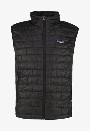 NANO PUFF VEST - Waistcoat - black