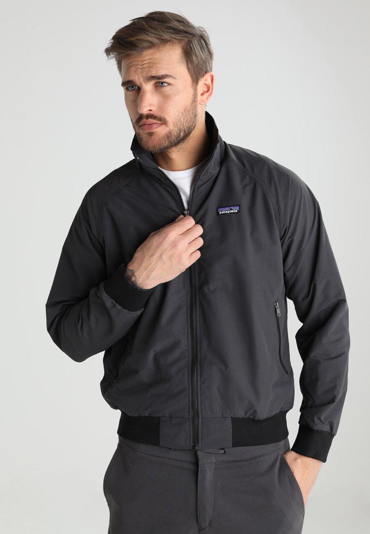 Patagonia - BAGGIES - Outdoor jacket - ink black