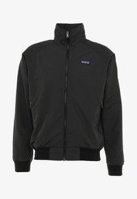 Patagonia - BAGGIES - Outdoor jacket - ink black - 4