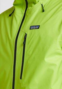 Patagonia - INSULATED SNOWSHOT - Skidjacka - peppergrass green - 4