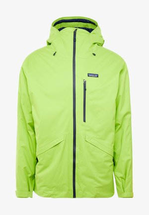 INSULATED SNOWSHOT - Laskettelutakki - peppergrass green
