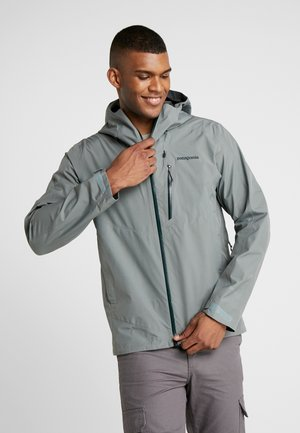 CALCITE  - Giacca hard shell - cave grey