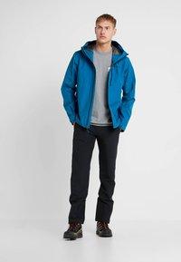 Patagonia - CALCITE  - Hardshell jacket - balkan blue - 1