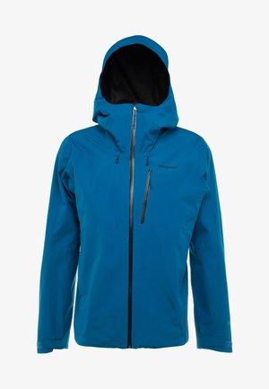 CALCITE  - Hardshell jacket - balkan blue