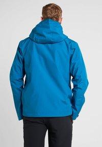 Patagonia - CALCITE  - Hardshell jacket - balkan blue - 2