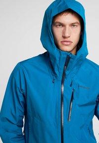 Patagonia - CALCITE  - Hardshell jacket - balkan blue - 3