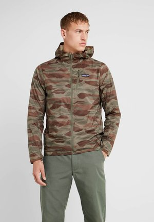 HOUDINI - Outdoor jacket - khaki