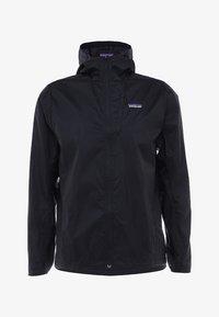 Patagonia - HOUDINI - Outdoorová bunda - black - 3